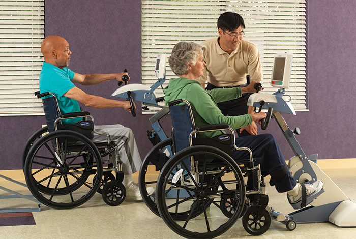 omnicycle stateoftheart therapy equipment road to
